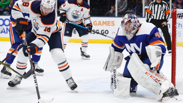 oilers-winger-james-neal-takes-a-shot-tuesday-against-the-islanders